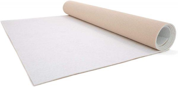Tapis de Mariage Blanc Plastifié Tapis de cérémonie Résiste au Feu B1 – 1 x 20 m location grenoble